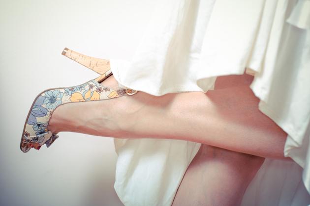 ヒール靴イメージ