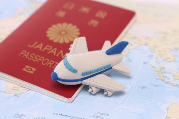 パスポートイメージ