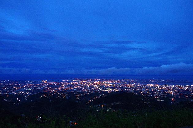 フィリピン トップス 夜景