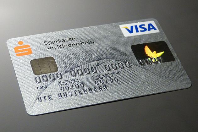 クレジットカード イメージ